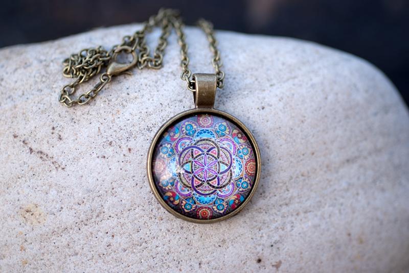 Mandala-Motiv